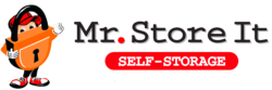 Mr. Store It logo